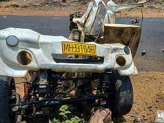 15 Policemen, Driver Killed In Maoist Attack In Maharashtra: 10 Points