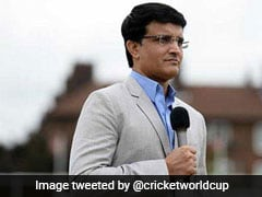 World Cup 2019: Sourav Ganguly, Sanjay Manjrekar Among Panel Of Commentators
