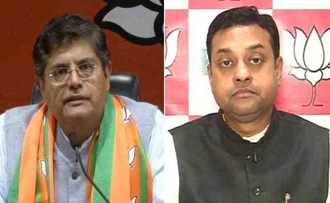 Election Results 2019: BJP's Sambit Patra, Baijayant Panda Lose In Odisha Lok Sabha Polls