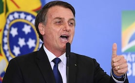 कोरोनावायरस से संक्रमित हुए ब्राजील के राष्ट्रपति जेयर बोलसोनारो : रिपोर्ट