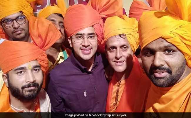 BJP उम्मीदवार तेजस्वी सूर्या का बड़ा बयान: भोपाल की लड़ाई भारत और पाकिस्तान के एजेंटों के बीच