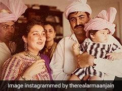Can You Spot Rishi And Neetu Kapoor In Ranbir's Cousin Armaan Jain's Throwback Pic?