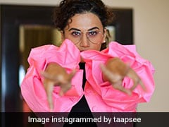 Taapsee Pannu Didn't Say 'All Men Are A**h**es', She Was 'Falsely Quoted'