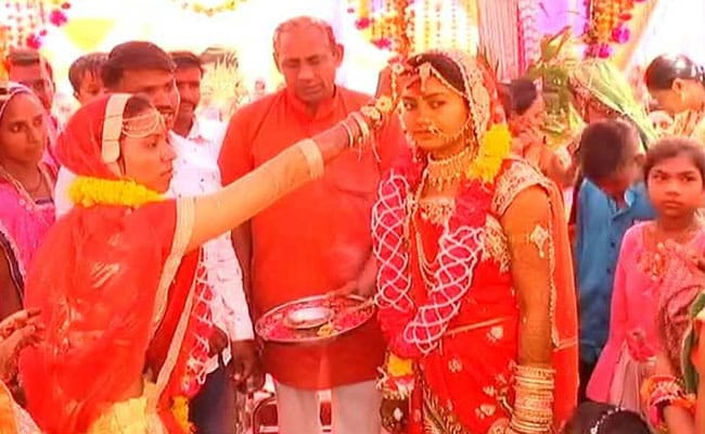 In These Villages, Bride Marries Groom's Sister To