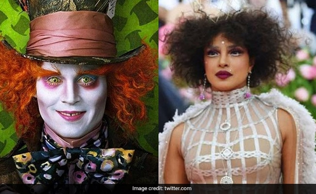 Met Gala 2019: We Can't Unsee These Priyanka Chopra-Mad Hatter Memes On Twitter