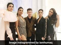 Cannes 2019: All Eyes Were On Priyanka Chopra And Her '<I>Desi</i> Girls' Huma Qureshi, Diana Penty, Hina Khan At Chopard Party