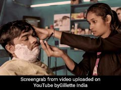 Viral Ad On #BarbershopGirls Of Uttar Pradesh Smashes Gender Stereotypes
