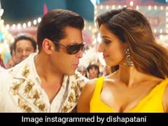 Disha Patani Thinks She 'Won't Get To Work Again' With Salman Khan After <i>Bharat</i>