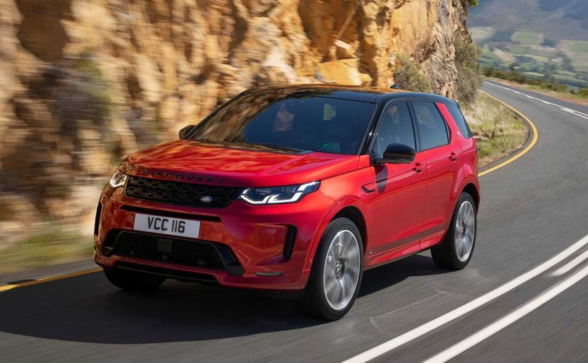 2020 land rover discovery sport details out ndtv carandbike. Black Bedroom Furniture Sets. Home Design Ideas