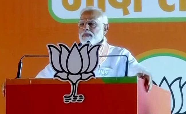 'Sign Of Ultimate Cowardice': Ahmed Patel On PM Modi's Attack On Rajiv Gandhi