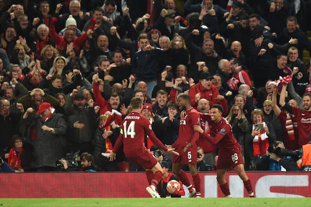 Champions League: Liverpool Reached Final After Beating Barcelona By 4-3
