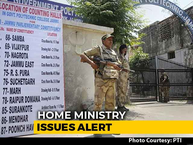Video : Calls To Trigger Violence Tomorrow, Centre Warns States Before Counting
