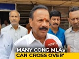 "Video : ""HD Kumaraswamy Chief Minister Till Friday"": BJP Leader Sadananda Gowda"