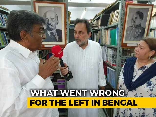 Video : Trinamool Is Trojan Horse In Opposition, CPM Leader Tells NDTV