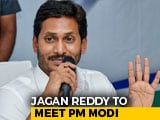 Video : Jagan Reddy To Meet PM Modi Today, May Discuss Andhra Special Status