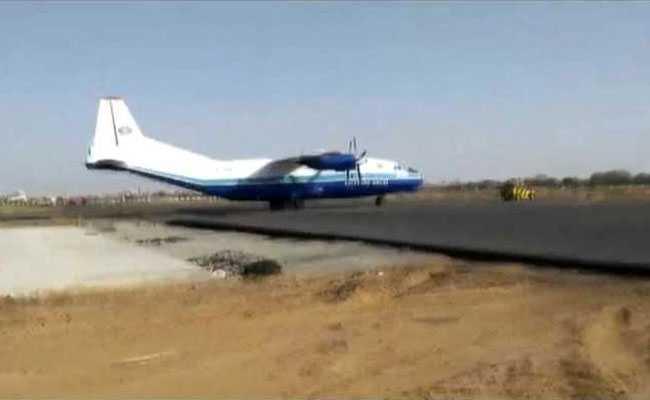 भारतीय वायुसेना के लड़ाकू विमानों ने कराची से आ रहे जॉर्जिया के विमान को जयपुर में उतारा