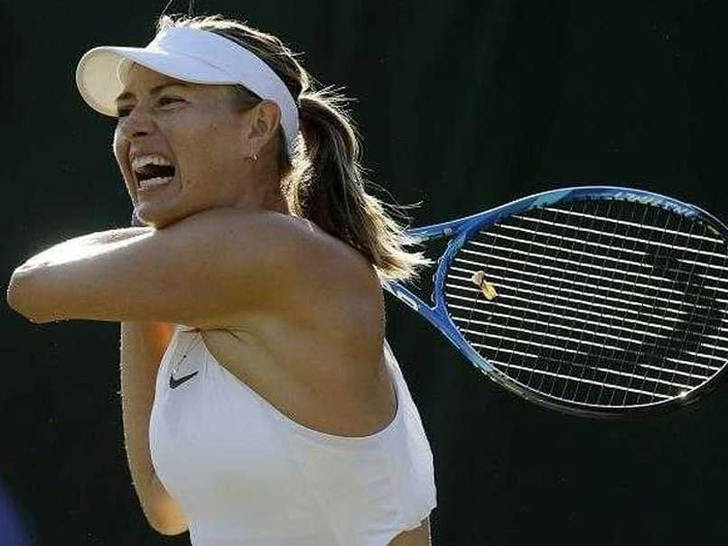 TENNIS: Thats why Maria Sharapova withdraws from French Open