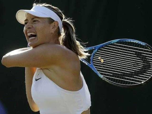 Maria Sharapova to return to action at Brisbane International