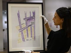 Nelson Mandela Prison Drawing Sells For $112,575 In New York