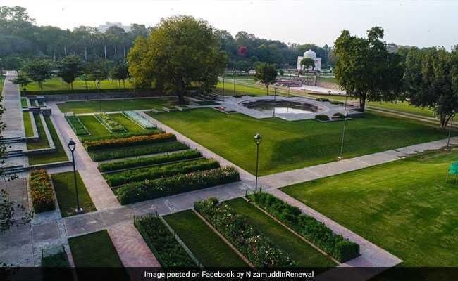 Delhi's Sunder Nursery Chosen For 2 UNESCO Asia-Pacific Awards For Conservation