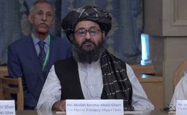Taliban Co-Founder Emerges As Group's New Face In Russia Peace Talks