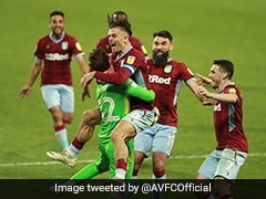 Aston Villa Beat West Brom On Penalties To Reach Championship Playoff Final
