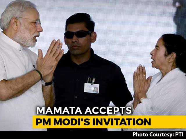 Mamata Banerjee Says Will Try To Attend PM Modi's Oath Ceremony
