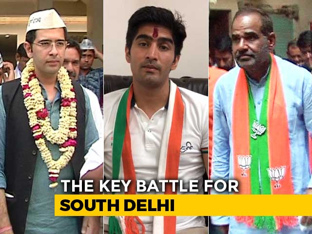 Video : The South Delhi Battle: Delhi's Daredevils