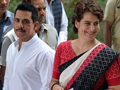 """""""Very Clear Where BJP Government Is Going"""": Priyanka Gandhi On Voting Day"""