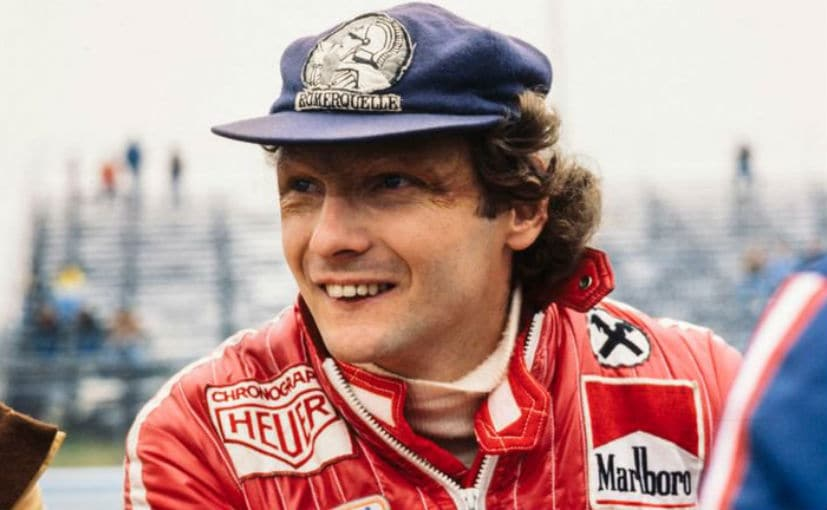 Niki Lauda: Calculative, Resilient, Three-Time World Champion