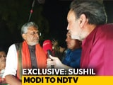 Video : Bigger Wave In 2019 Than 2014, Says Sushil Kumar Modi