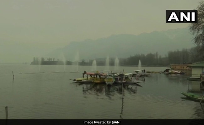 Jammu And Kashmir Government To Build 16 Viewing Points On Dal Lake