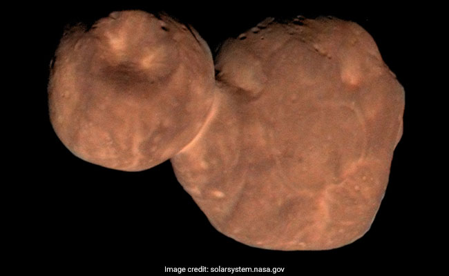 Most Distant Space Object Looks Like Man In Meditation