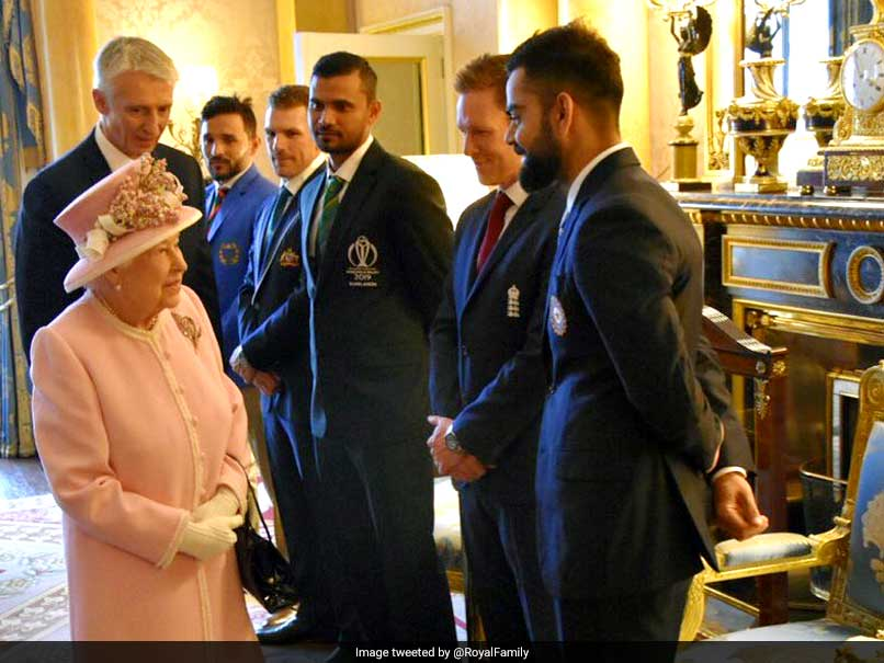 World Cup 2019: Virat Kohli Meets Queen Elizabeth, Fans Ask Him To Bring Back Kohinoor