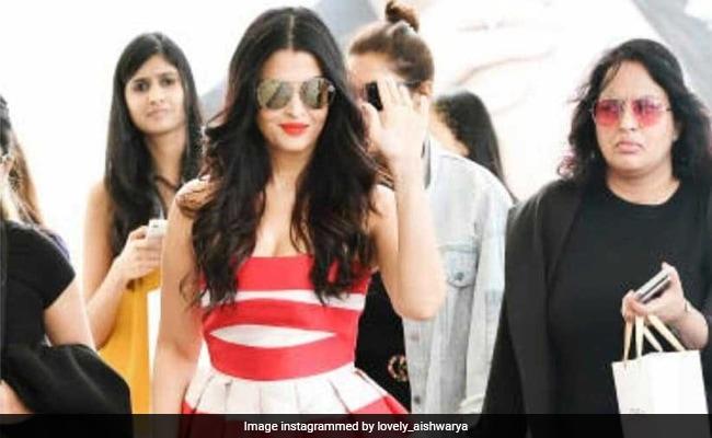 Cannes 2019: Aishwarya Rai Bachchan Is Making The French Riviera Look So Good