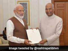 राष्ट्रपति ने मोदी को नियुक्त किया कार्यवाहक प्रधानमंत्री, सरकार बनाने का दिया न्यौता
