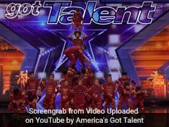 Mumbai Dance Group's Performance Stuns '<i>America's Got Talent</i>' Judges