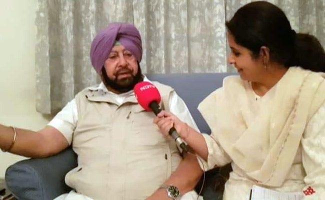 NDTV से बोले पंजाब के CM अमरिंदर सिंह- मैं सेना में था तो 100 से ज्यादा स्ट्राइक हुई होंगी, पर...