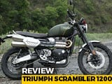 Video : 2019 Triumph Scrambler 1200 XC Review