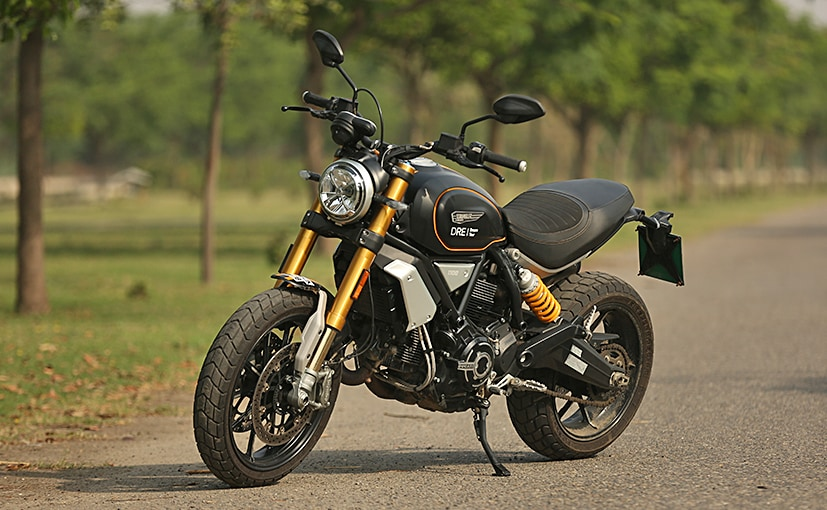 The Ducati Scrambler 1100 Sport is priced at Rs. 11.42 lakh (ex-showroom, Delhi)