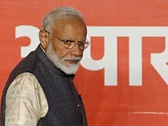 PM Modi Meets BJP Lawmakers In 47-56 Age Group Over Breakfast