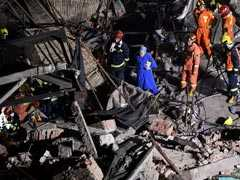 Number Of Dead In Shanghai Building Collapse Rises To 10