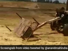 Anand Mahindra's Tweet Proves That Nobody Can Beat Indians At '<i>Jugaad</i>'