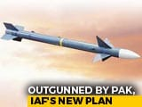 Video : Outgunned By Pak F-16s, IAF Plans To Re-Arm Sukhois With Israeli Missiles
