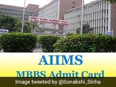 AIIMS MBBS Admit Card 2019:  Aiimsexams.org पर ऐसे डाउनलोड करें एडमिट कार्ड