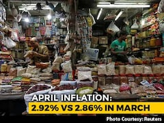 Video: Consumer Inflation Accelerates To 2.92% In April