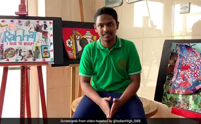 15-Year-Old Indian-Origin Boy In Google Science Fair Finals For 'Smart Street Light'