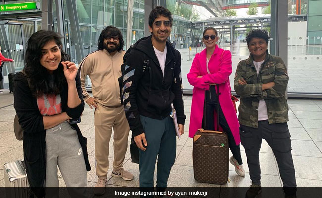'Where Is Ranbir Kapoor?': Alia Bhatt Takes Brahmastra To London But That's Not Enough For Fans