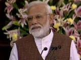 "Video : PM Modi Elected NDA Leader, Says ""People Voted For Pro-Incumbency"""