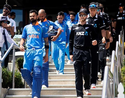 World Cup 2019, India vs New Zealand Warm Up Match Live Cricket Score